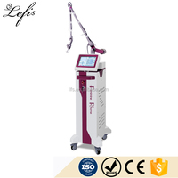 LFS-D2 2017 Best 40W RF Fractional Co2 Laser With USA Scanner