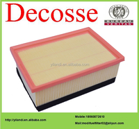auto part car air filter 1444 W3 for Peugeot with high quality