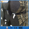 tianjin low price construction material hollow section carbon round black steel pipe