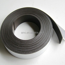 High Quality Extruding Rubber Magnet Strip Magnet Coil Coated adhesive