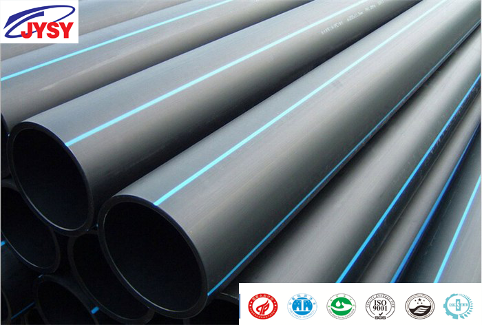 PN16 HDPE double-wall corrugated pipe for drainage and sewage