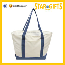 New style products high quality blank canvas wholesale tote bags, canvas women bag, women bag