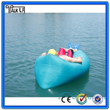 New Inflatable Sofa Air Bed Sleeping Bean Bag Beach Mattress Seat Couch Air Lounger Sofa