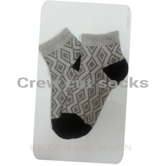 Thai design high quality cotton socks