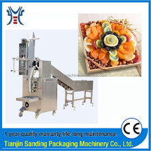 Dried fruit and vegetable packing machine