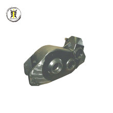 Customize Good Performance Resin Sand Casting Ductile Iron Pipe Fitting