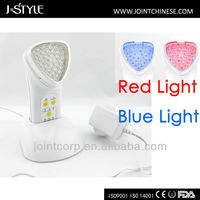 Skin Rejuvenation LED Light Therapy Galvanic Ion Face Lift Beauty Salon Equipment
