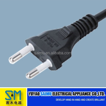 Brazil power cord for heater made in China
