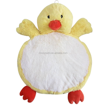 Plush Duck kids play room floor mat