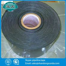 High tensile strength concrete bitumen self adhesive waterproof tape for flanges