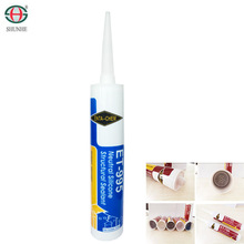 non-toxic waterproof 590ml stractural silicone sealant