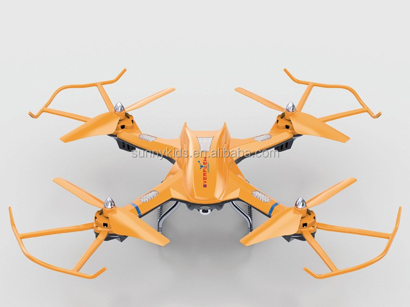 2.4G 4CH 6 Axis RC drone quadcopter with HD 0.3MP camera Quality