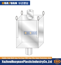 Waterproof hot selling used fibc bulk bag with lamination