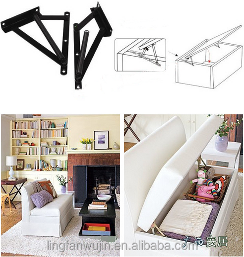 2015 Stylish space saving furniture folding wall bed mechanism