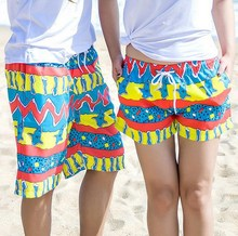 OEM design your own logo private label fashion beach surf board shorts swimwear manufacturer