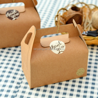 New products wholesale high quality retail New products wholesale high quality retail kraft paper cake box