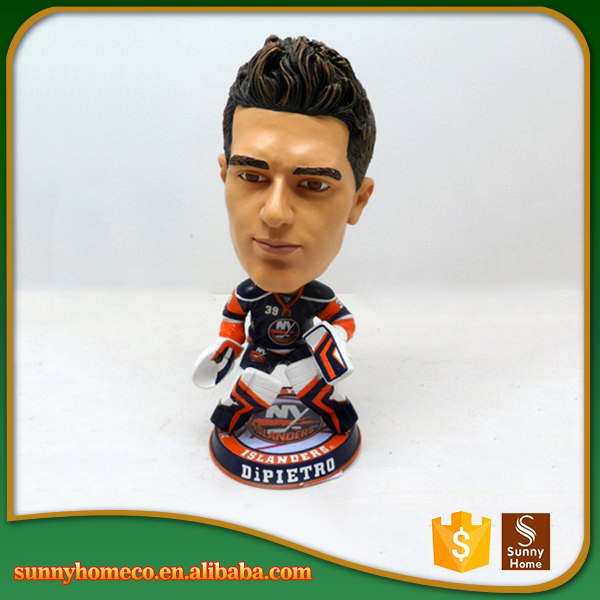 Customized polyresin Bobble Head ,Wholesale Bobbleheads