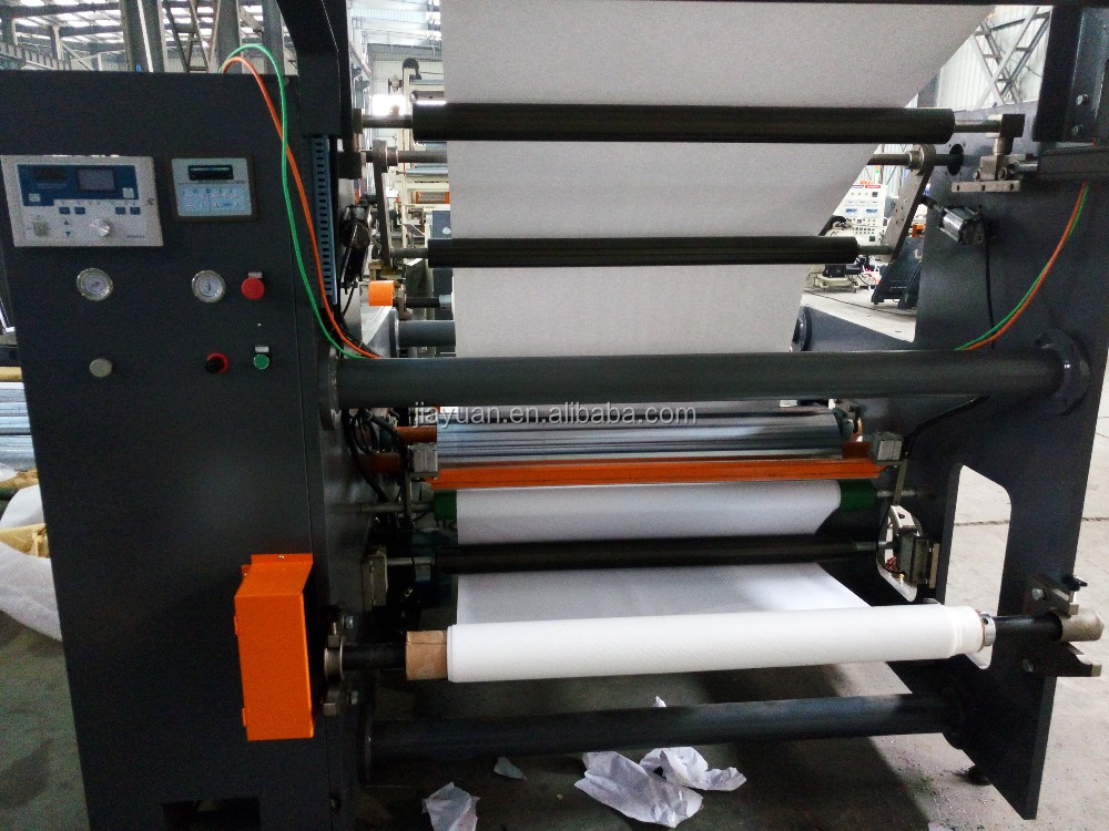 Heat Transfer Label, thermal paper label Hot Melt adhesive coating Machine