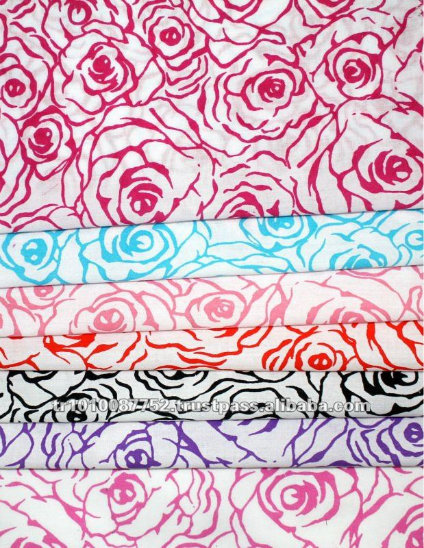 Terry-Cotton Design Fabric