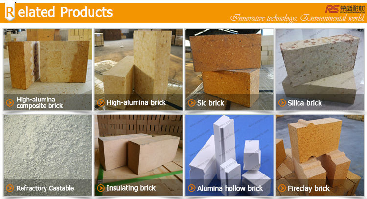 China Manufacturer Inexpensive Silica Fire Brick Wear-resistance