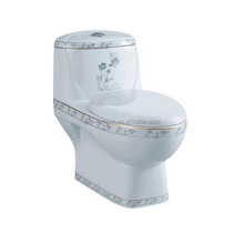 bathroom sanitary ware Siphonic One-piece Closet toilet