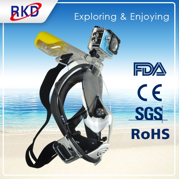 Various style scuba snorkel and mask full face mask snorkle