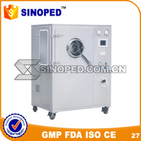 High quality coating machine in pharmaceutical and food industries