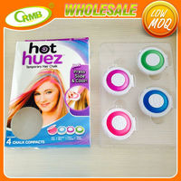 Wholesale Hot Temporary Hair Chalk Kit(4 colors)