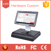 All In One Pos System Restaurant Cash Register Machine