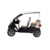 2 three-seat small golf carts Electric four-wheeled sightseeing car