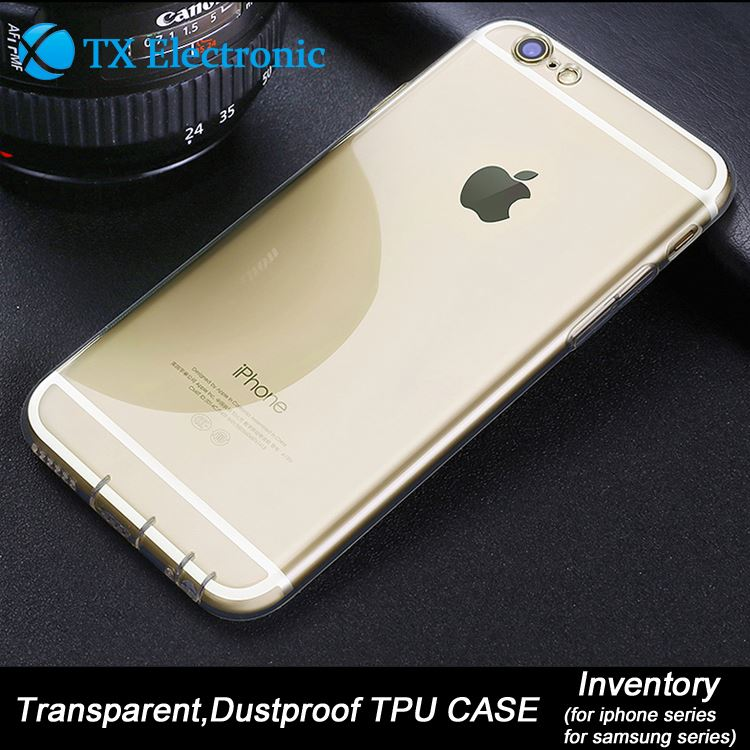 Wholesale for iphone 5c clear,tpu inner case for iphone 5 cover