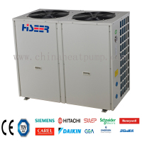 20KW 400V all in one Hitachi Sroll compressor heat pump air conditioner
