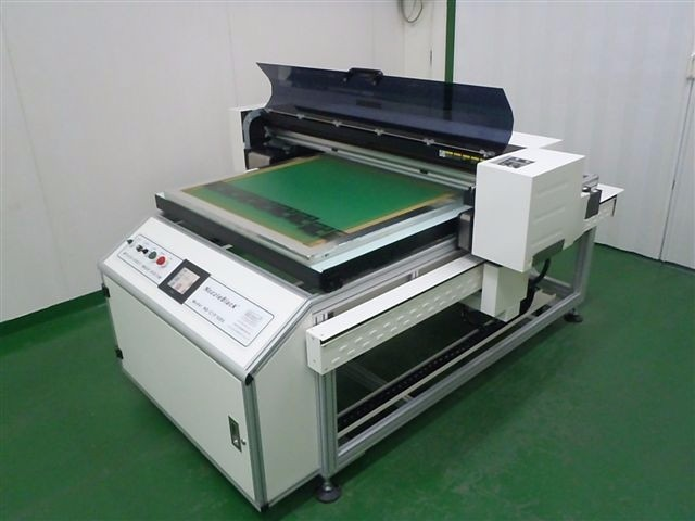 CTF / CTP / CTS inkjet printer