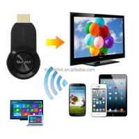 Measy A3C II Happycast Miracast Dongle Airplay+DLNA+Mircast CPU AM8252 Connect Wifi For Android IOS,NO NEED software EZCast