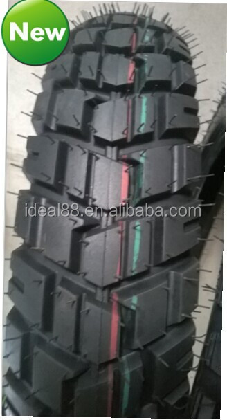 Factory Supply tubeless 110/90-16 TL Motorcycle Tyre for YEMEN market NEW PATTERN