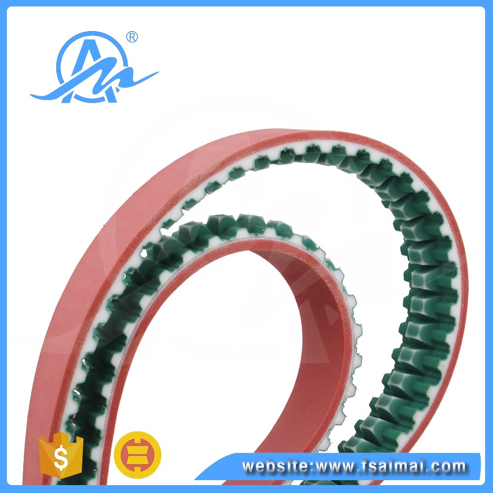 AIMAI Industrial 5M pu endless polyurethane round timing belt