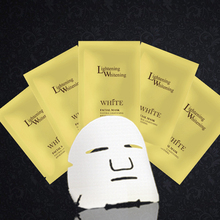 Hot Sale Product Purifying Whitening Brightening Hydration Beauty Disposable Face Mask for Skin Care OEM