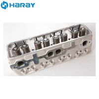 GM Performance Block Engine 350 Cubic Inches cylinder head