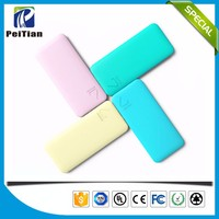 Outdoor promotional gift 7000mAh universal mobile unique power bank