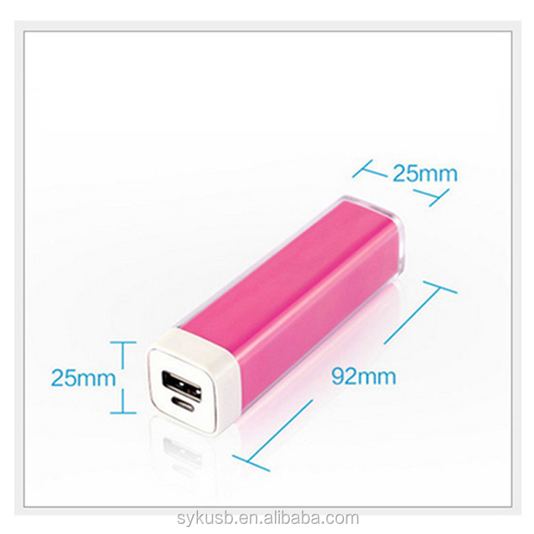 Promotion Gifts High Quality Mini Emergency Power Bank for Mobile