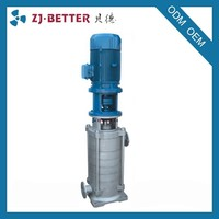DLP Vertical Stainless Steel Multistage Centrifugal Pump