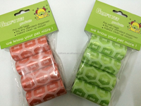 Pet Doggie/Poop Bags for Dogs with Head Card