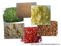organic dehydrated vegetables