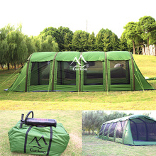 Wholesale cheap two exit inflatable disaster relief tent army outdoor tent for sale