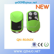 Colorful New item QN-RD262X universal 433Mhz remote controls for gate electronic