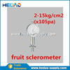 Chinese Supplier Cheap Price Fruit Hardness Tester with Fast Delivery