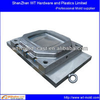 small order quantity plastic mould injection molding