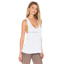 Womens Regular Length Basic Ribbed Racer Back 92 Nylon 8 Spandex Tank Tops
