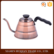 Quality Assurance commercial heated copper turkish coffee pot