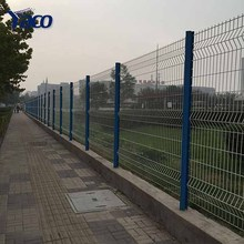 stone filled welded wire mesh fence panel, welded wire mesh fence